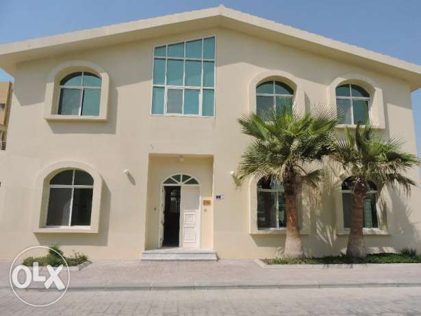 Available 3BHK + Maid's room unfurnished villa in Alwaab Street