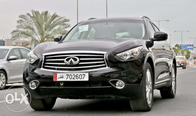 NEW Infiniti QX70 2016 FullOptions