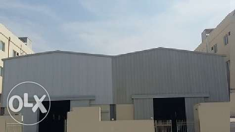 Brand new Warehouse 1000 Sqmr with 2 Room