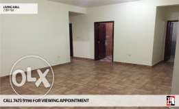 Very Spacious 2 BHK at Azizia