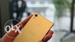 Sony Xperia Z5 Gold color