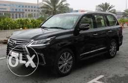Brand new Lexus LX570 Model 2017