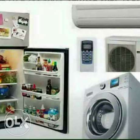 A/c for sale and electronic items repair services call me