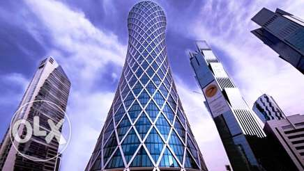 Offices Spaces For Rent in Tornado Tower.west Bay الخليج الغربي -  5