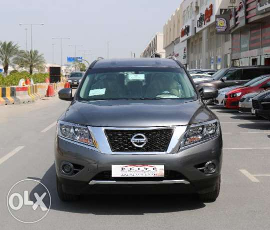 Nissan Pathfinder Model-2016