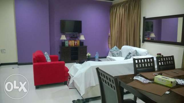 All inclusive 2 bed room FF Apartment in doha jadeed