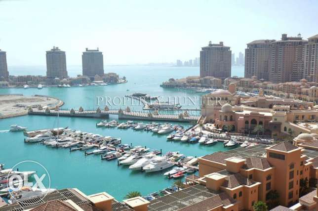 Marina + Sea Views 2 Bed distinctive home