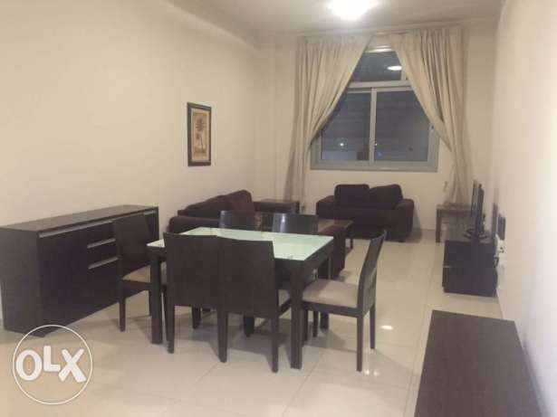 CHANCE FF 4-BR Flat in AL Sadd, Pool, Sauna - QR. 12000 السد -  4