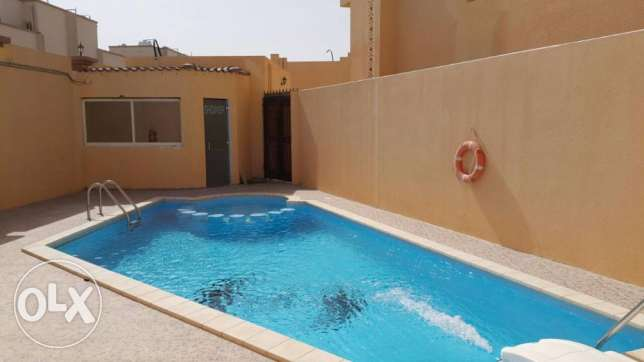 Furnished apartment in Old Rayyan (Compound )
