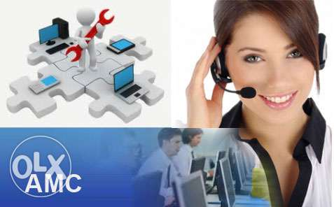 Annual Maintenance Contract for IT Support