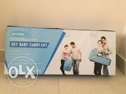 Baby carry cot