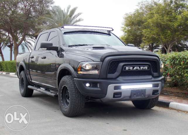 DODGE - RAM ( REBEL ) - used 22000 KM ONLY