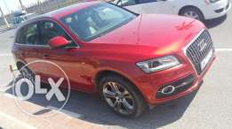 AUDI Q5 Quattro 2.0L Turbocharged