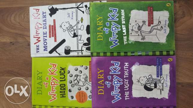 4 Diary Of A Wimpy Kid
