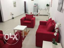 Adv3.QAR.6500/-Spacious 1 bhk FF Apartment in Al Dafna