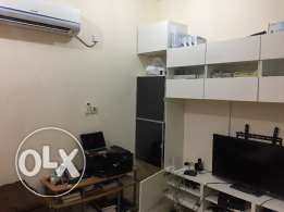 studio apartment in Markhyah, unfurnished