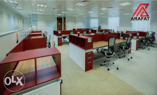 Beautiful Office spaces in Barwa Tower