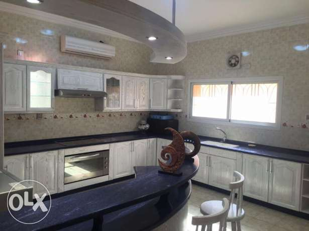 Fabulous Stan Alone Villa +maids room in Al Gharrafa