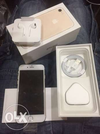 New IPhone 7 128GB for sale