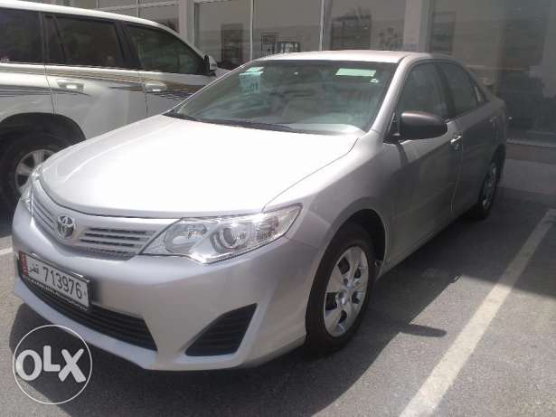 Toyota CAMRY GL-2015 New