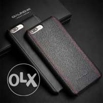 Case for iphone 7 plus Luxury Calf Skin Genuine Leather Cover