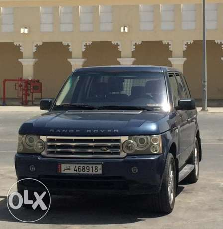 Range Rover 2006 for Sale In Excellent Condition