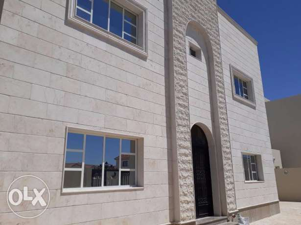 BRAND NEW 6 room villa for Rent[4 villas available] # براند نيو 6 غ