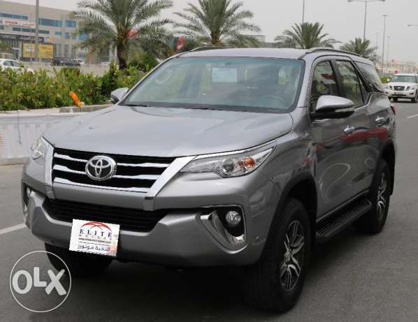 Toyota - fortuner 6 Cyl 2017