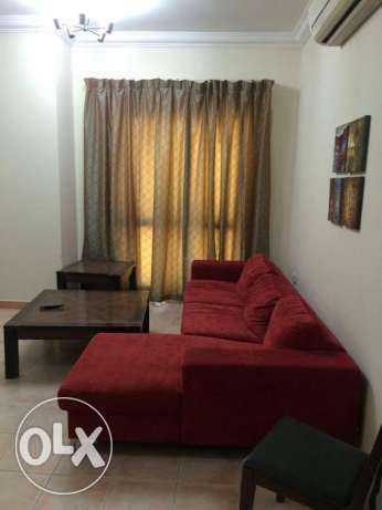 very nice fully furnished 2 bedroom apartment in alsadd