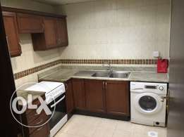 3 B/ fully furnished flat in al nasr