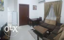 Fully Furnished Flat in Rayyan 1 BHK Compound