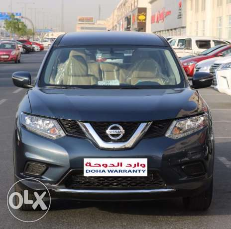 New Nissan X-TRAIL Model 2016