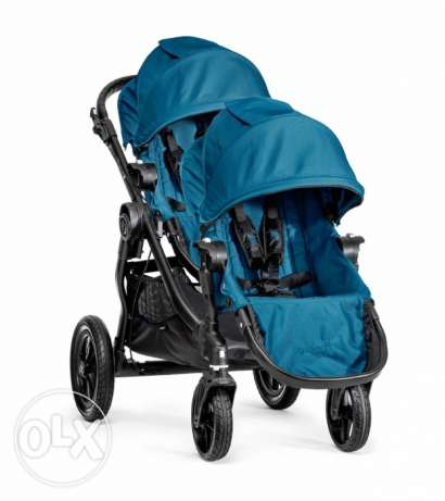Baby jogger cityselect double