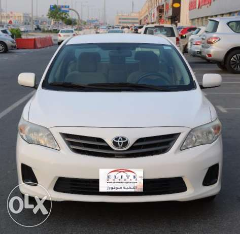 Toyota - Corolla Model 2013