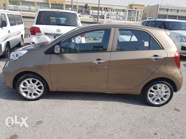 2015 Kia Picanto Full Option 13000km
