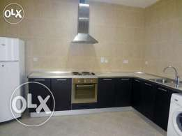 Semi Furnished 2-BR Flat in Bin Mahmoud/Gym/Balcony/ QR .7000