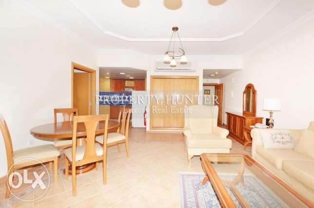 Available Furnished 1 Bedroom in West Bay