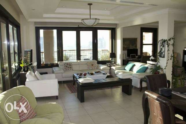 2 bedroom fully furnished with marina view