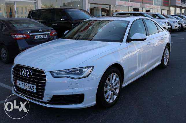 Brand New AUDI - A6 - 6 Cylinder