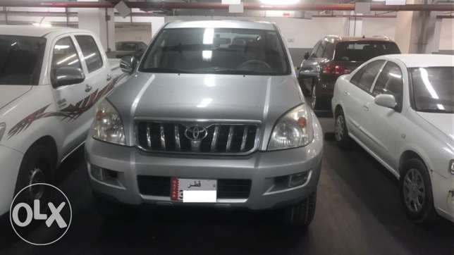 Full Option Suv Toyota Prado V6 like new