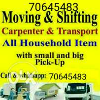 If you need house, office & villa sifting, Carpenter, labor,& patition