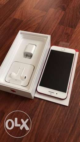 New iPhone 7 Plus (PRODUCT)RED 256GB Unlocked Smartphone for sale