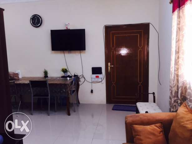 Fully furnished BHK in Villa at Hilal for 5 months