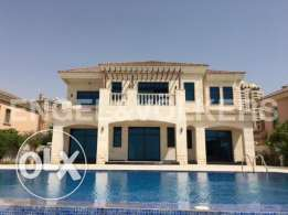 Fully Furnished Villa at the heart of the Pearl Qatar