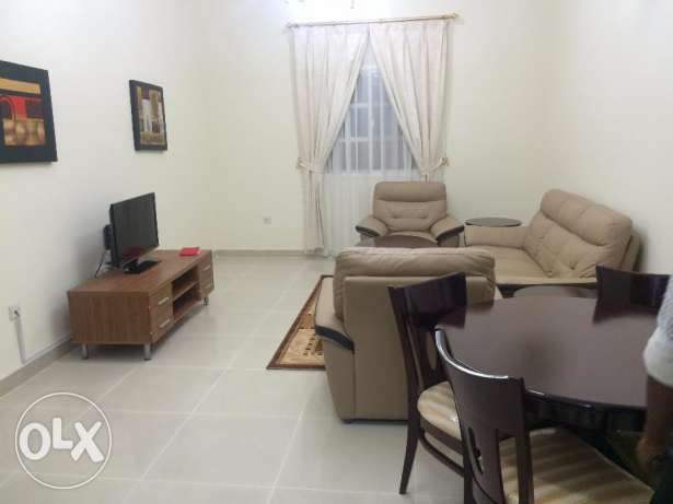 2BHK Flat in al-najma fully furnished