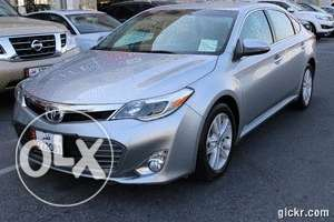 Brand New Toyota Avalon - XLE - 3.5 L Model 2015