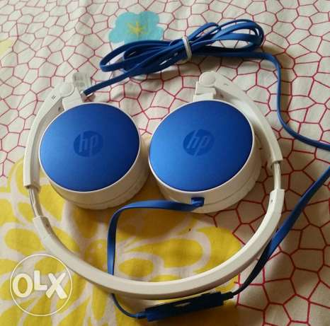 New HP headsets for sale ( half price)