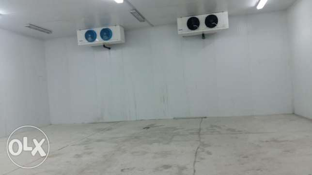 Cold store for rent - Doha industrial area