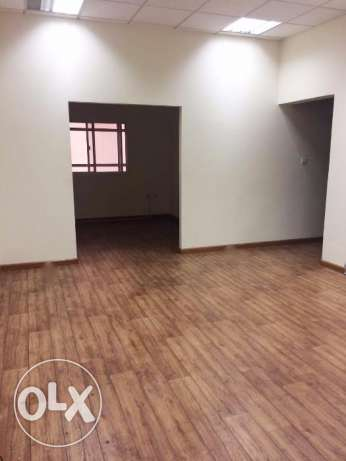 Unfurnished 2-Room Office Space At -Al Sadd-