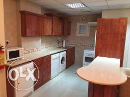 A nice 3 Bedroom FF apartment at Bin Mahmoud 8500 QR